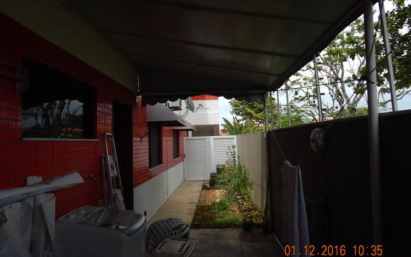 Apartamento de frente para a Lagoa das Palmeiras – Cabo Frio