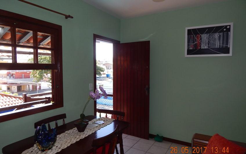 Casa de três quartos em condomínio no Braga – Cabo Frio