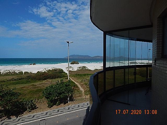 Vista total para o mar – Forte São Mateus ate o Arraial
